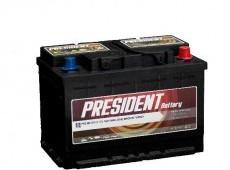 President, 74AH