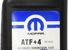 Mopar ATF+4, 1 L sürət qutusu yağı