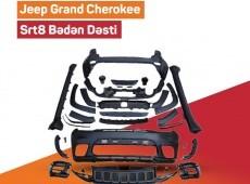 Jeep Grang Cherokee SRT bədən dəsti