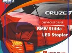 Chevrolet cruze led stopları