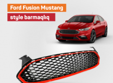 Ford Fusion Red style barmaqlıq