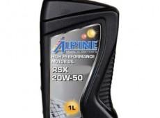 Alpine, 20W-50, 1L