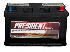 President, 80AH
