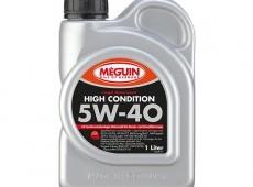 Megol 5W-40, 1L compatible