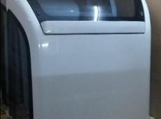 Nissan Navara Canopy White 326 baqaj