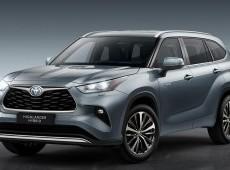Toyota Highlander hibrid ustasi