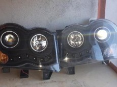 Jeep Grand Chorkee faralari SRT