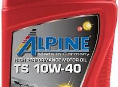 Alpine, 10W-40, 5L