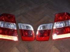 BMW E46 arxa stoplar restayling