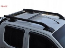 BLACK ROOF RAILS L200-PB003