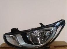 Hyundai Accent qabaq fara