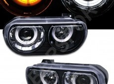 Dodge Challanger Led Fara dəsti