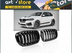 BMW F15/F16 x5,x6 radiator barmaqlığı