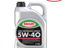 Megol 5W-40, 5L Ultra
