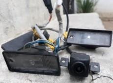 Arxa görüntü kamerası