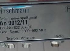 Mercedes, radio və telefon splitteri