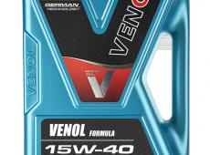Venolç 15W40, 4L