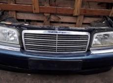 Mercedes c220 qabaqliq