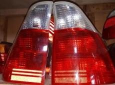 BMW X5 arxa stoplar