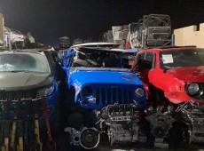 Jeep ehtiyat hissələri