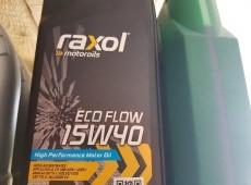 Raxol yağları, 15W40, 20L