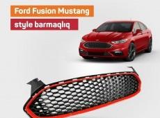 Fusion, Mustang style barmaqlıq