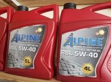 Alpine 5w40, 5L