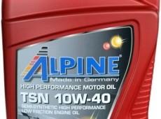 Alpine, 10W-40, 4L