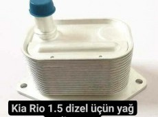 Kia Rio yağ radiatoru