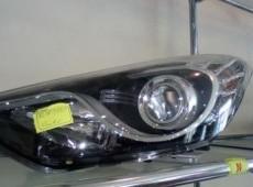 Hyundai Elantra fara