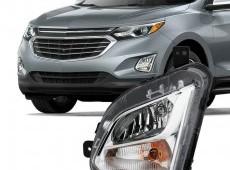 Chevrolet Equinox Duman Farası