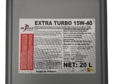 Oksello Extra Turbo 15W40 Cl4, 20L