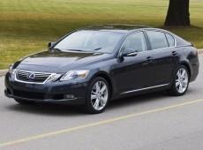 Lexus hybrid ustasi
