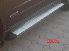 ELEGANCE SILVER SIDE STEP NAVARA-EB001