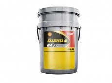 SHELL RIMULA, 15W40, 18L