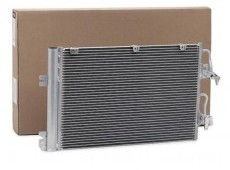 Kia Rio kondisioner radiatoru