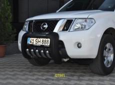 Nissan Atlas Front Guard-Navara-QT001 qoruyucu