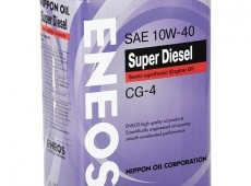 Eneos 10W-40, 6L Fully Sunthetic