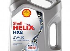Shell Helix, 5W40, 4L