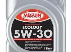 Meguin megol Motorenoel Ecology SAE 5W-30
