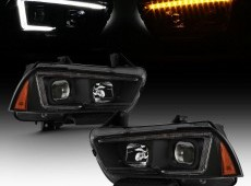Dodge Charger Led Fara dəsti