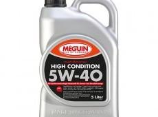Megol 5W-40, 5L, compatible