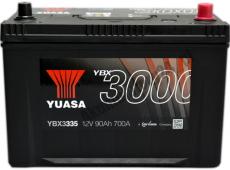 Yuasa 100Ah 12V 900A YBX5019-100 KR