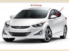 Hyundai Elantra yan güzgüləri