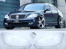 Mercedes Benz W221 fara şüşələri