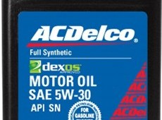 Acdelco 5w30, 1L mühərrik yağı