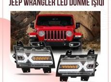 Jeep Wrangler Led dönmə işıqları