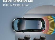 Amerikan avtomobillərinin park sensorları