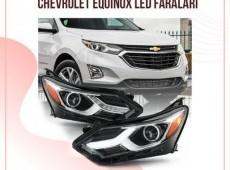 Chevrolet Equinox Led Farası