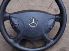 Mercedes Panorama rul